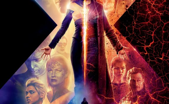 "Affiche du film ""X-Men : Dark Phoenix"""