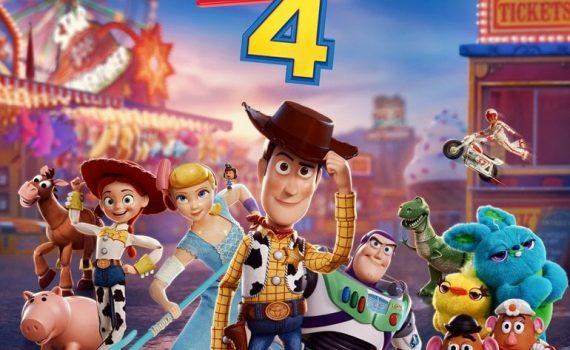 "Affiche du film ""Toy Story 4"""