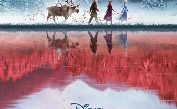 """Affiche du film """"La Reine des neiges 2"""""""