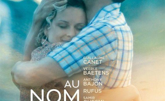 """Affiche du film """"Au nom de la terre"""""""