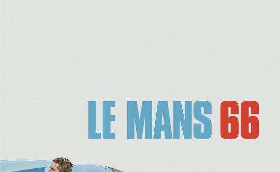 """Affiche du film """"Le Mans 66"""""""