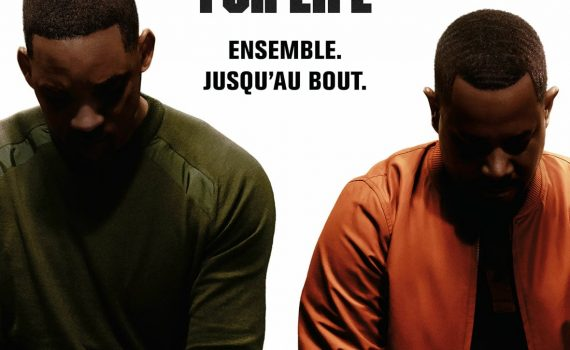 "Affiche du film ""Bad Boys for Life"""