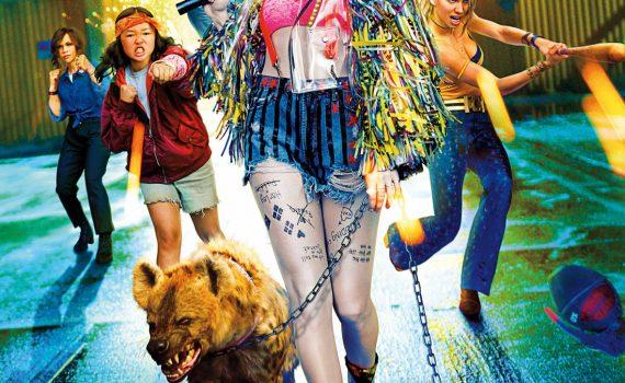 """Affiche du film """"Birds of Prey et la fantabuleuse histoire de Harley Quinn"""""""