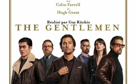 """Affiche du film """"The Gentlemen"""""""