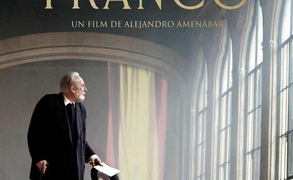 """Affiche du film """"Lettre à Franco"""""""