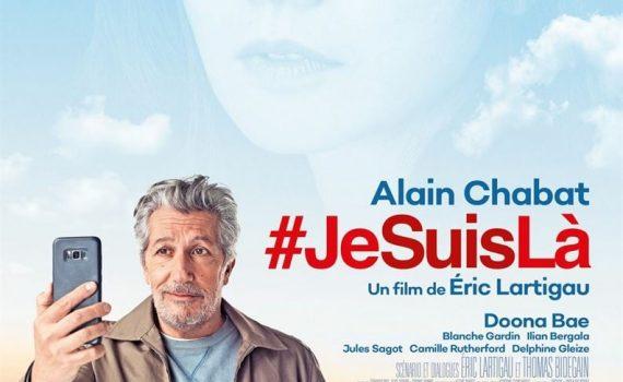 """Affiche du film """"#JeSuisLà"""""""