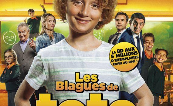 """Affiche du film """"Les Blagues de Toto"""""""