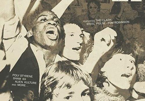 """Affiche du film """"White Riot"""""""