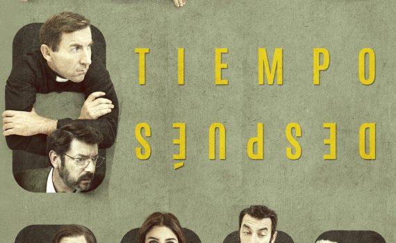 "Affiche du film ""Tiempo después"""