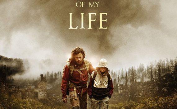 "Affiche du film ""Light of my life"""