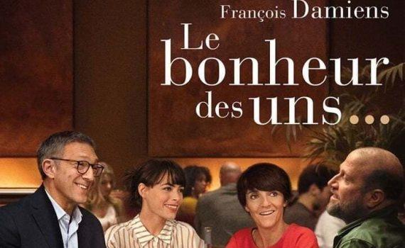 """Affiche du film """"Le bonheur des uns..."""""""