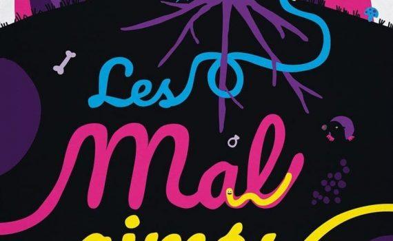 """Affiche du film """"Les Mal-aimés"""""""