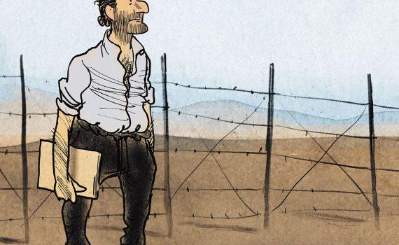 "Affiche du film ""Josep"""
