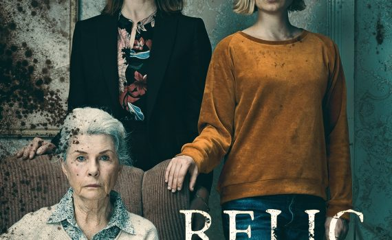 "Affiche du film ""Relic"""