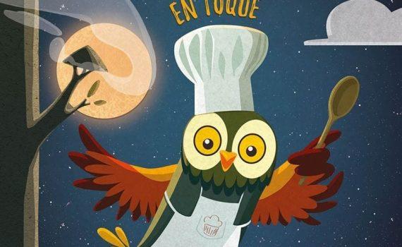 """Affiche du film """"La Chouette en toque"""""""