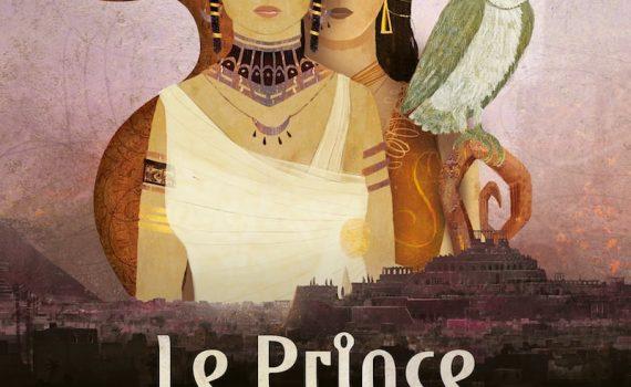 """Affiche du film """"Le Prince serpent"""""""