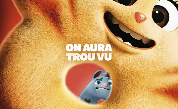 """Affiche du film """"Les Bouchetrous"""""""