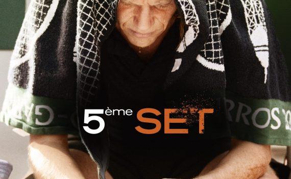 """Affiche du film """"5ème Set"""""""