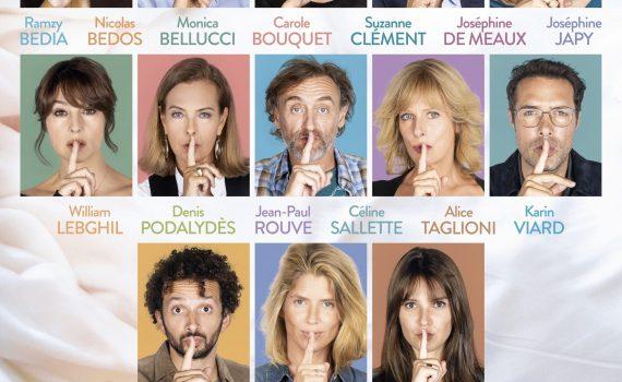 """Affiche du film """"Les fantasmes"""""""